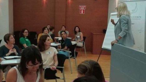 La Escuela de Talento Femenino de Alicante potencia el liderazgo de la mujer