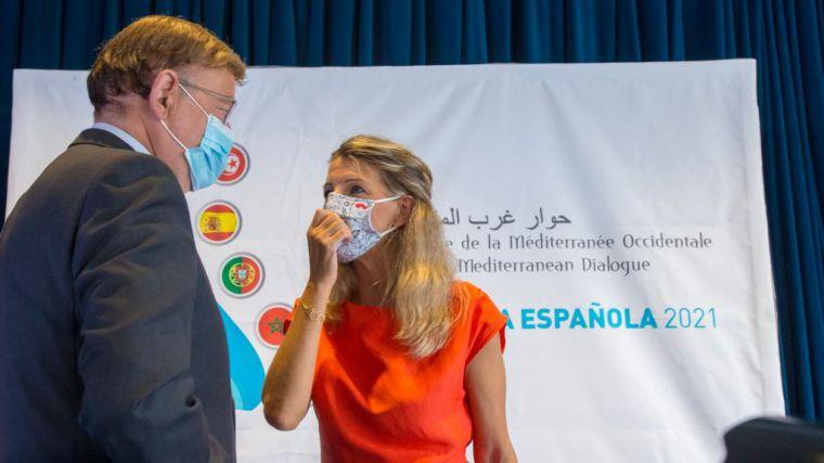 Alicante albergará la reunión de ministras y ministros de Trabajo en el Foro del Mediterráneo Occidental