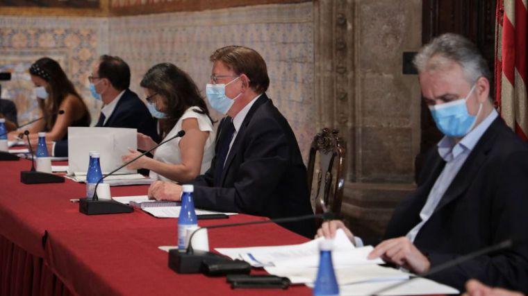 La Generalitat impulsa la recuperación económica y social con más de 4.523 millones de euros