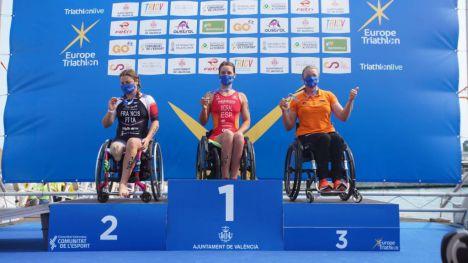 Campeonato de Europa de Triatlón de Valencia