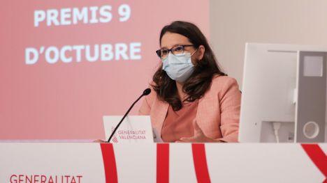 El Consell otorga la Alta Distinción de la Generalitat a los equipos de vacunación contra la COVID-19