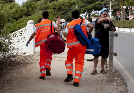 Sanidad aumenta en más de un tercio la plantilla de los equipos SAMU en la provincia de Castellón