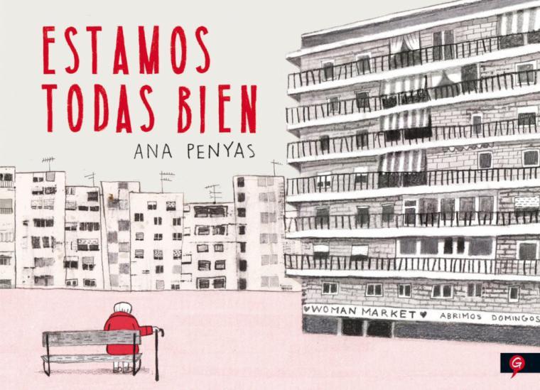 La valenciana Ana Penyas, Premio Nacional del Cómic 2018