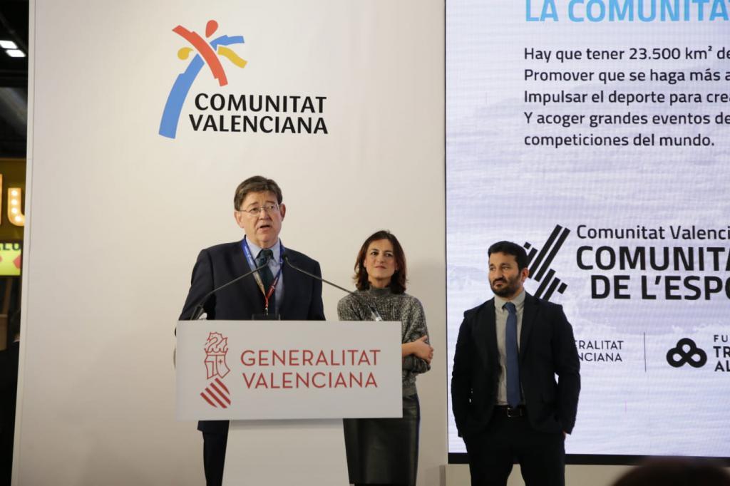 'Comunitat de l'Esport' aglutinará toda la estrategia valenciana del turismo deportivo