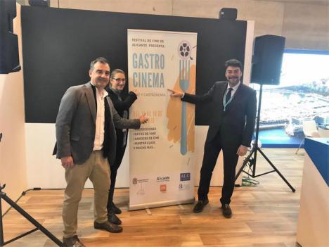 El Ayuntamiento de Alicante apoya la nueva sección del festival de cine de Alicante 'GASTRO CINEMA'