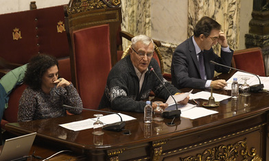 Joan Ribó presenta al consejo social de la ciudad un presupuesto para 2019 que asciende a 848.619.497 euros.
