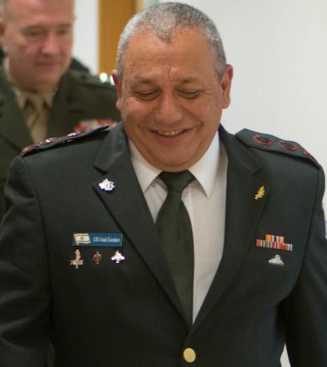 General se… requiere en Israel