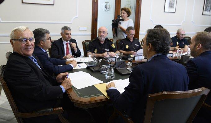 Joan Ribó: 'El próximo 9 d'Octubre será una gran celebración para el disfrute de los valencianos y valencianas'