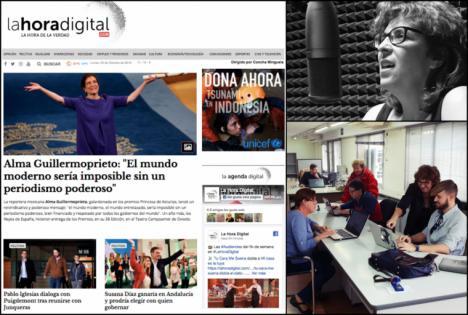 Concha Minguela lanza 'La Hora Digital'