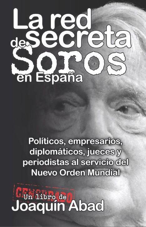 Portada del libro de Joaquín Abad
