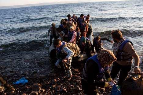Ya son más de 2.000 las personas fallecidas en el Mediterráneo este 2018