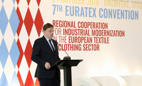 Puig aboga por impulsar una política industrial europea para 'hacer frente a los desafíos del futuro'