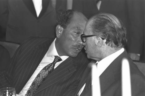 40 años del acuerdo de paz entre Egipto e Israel