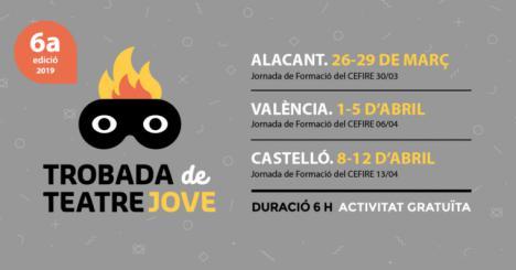 El IVAJ impulsa la Trobada de Teatre Jove en València