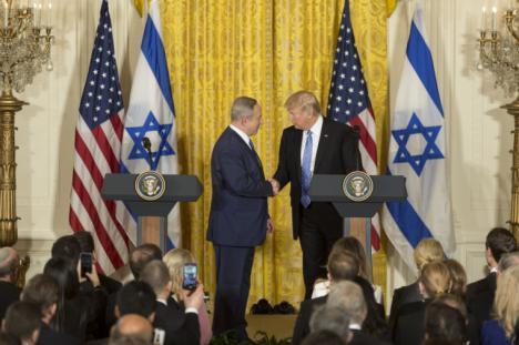 Trump ingresa de lleno en las elecciones de Israel para favorecer a BB