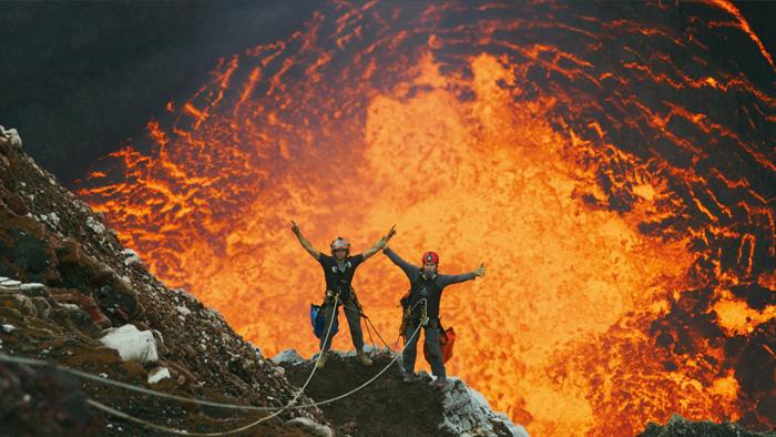 El Hemisfèric estrena en octubre la película IMAX 'Volcanes'