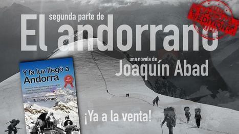 Mensajes ocultos en cartas y una linterna para descifrarlos, así es la 2ª edición de la última novela de Joaquín Abad