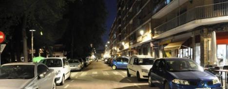 Nueva renovación del alumbrado de la Torre y Montolivet en Valéncia
