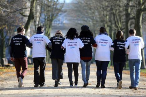 El Institut Valencià de la Joventut fomenta el Cuerpo Europeo de Solidaridad (CES)
