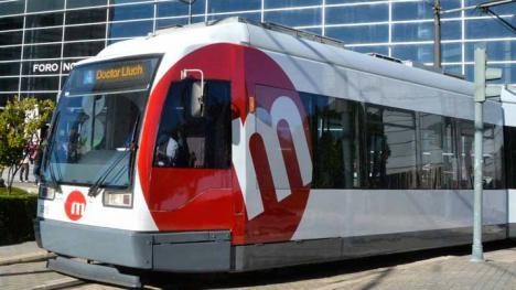 La Generalitat amplía el servicio de la L3 de Metrovalencia toda la noche del viernes al sábado por el Baile de Disfraces de Rafelbunyol