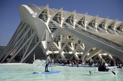 El 95% de visitantes recomendaría la visita al Museu y al Hemisfèric
