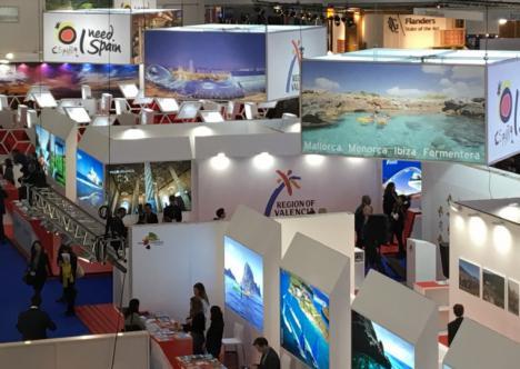 Turisme refuerza su proyección internacional con la asistencia a 18 ferias especializadas y la organización de 40 acciones promocionales